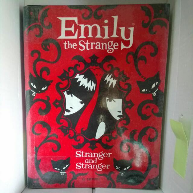 """Emily The Strange """"Stranger and Stranger"""""""