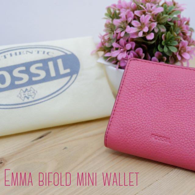Emma Bifold Mini Wallet