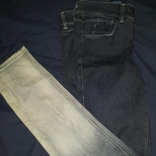 Fade To Blue Jeans Size 27