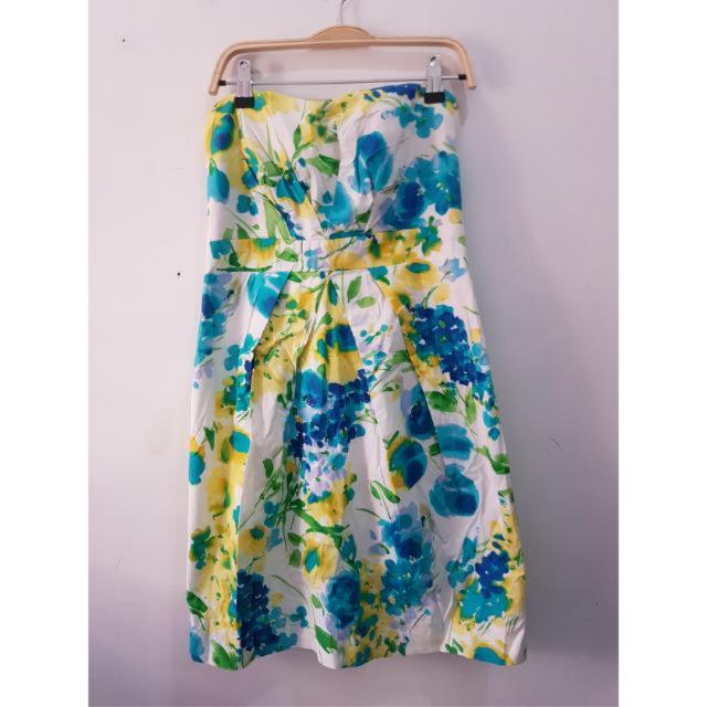 Floral Tube Dress