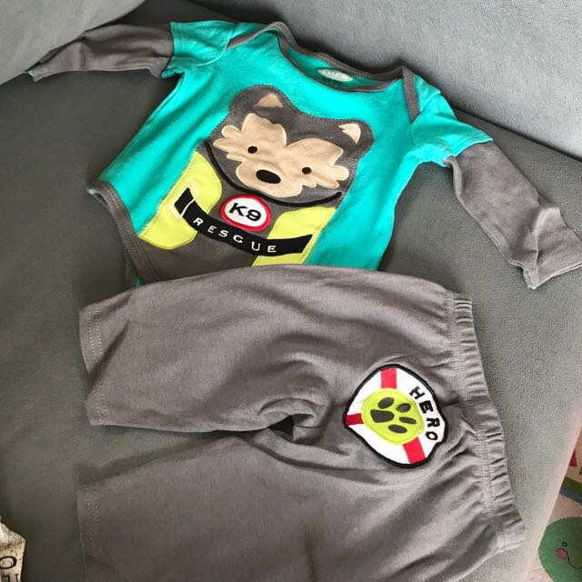 For Baby Boy 3to9months