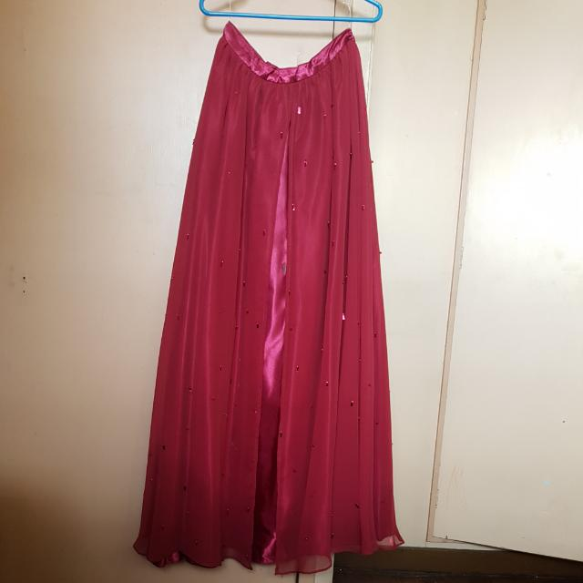 Full Ball Skirt