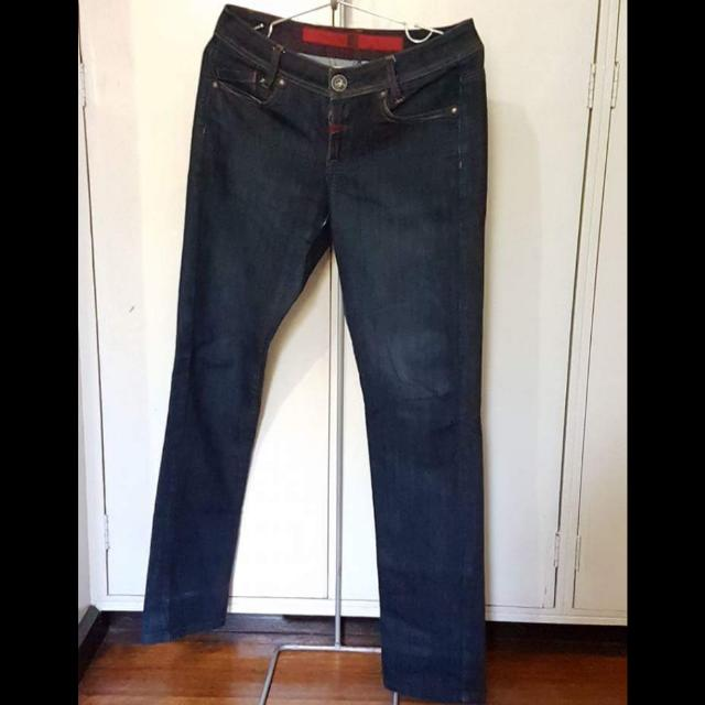 Girbaud Denim Pants (Straight Cut)