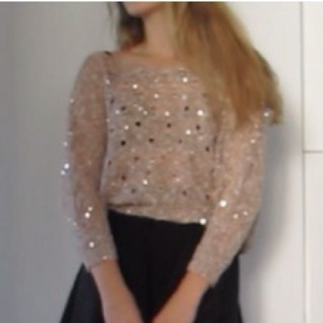 Gorgeous Sparkly Jumper