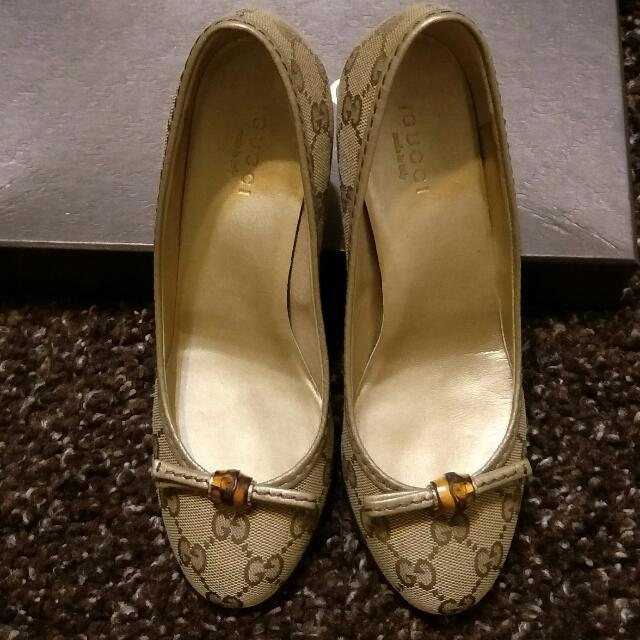 Gucci  高跟鞋