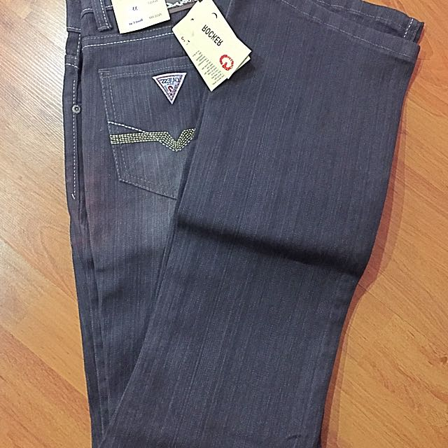 1fd1cde74 Guess Ladies Jeans, Women's Fashion, Clothes, Bottoms on Carousell
