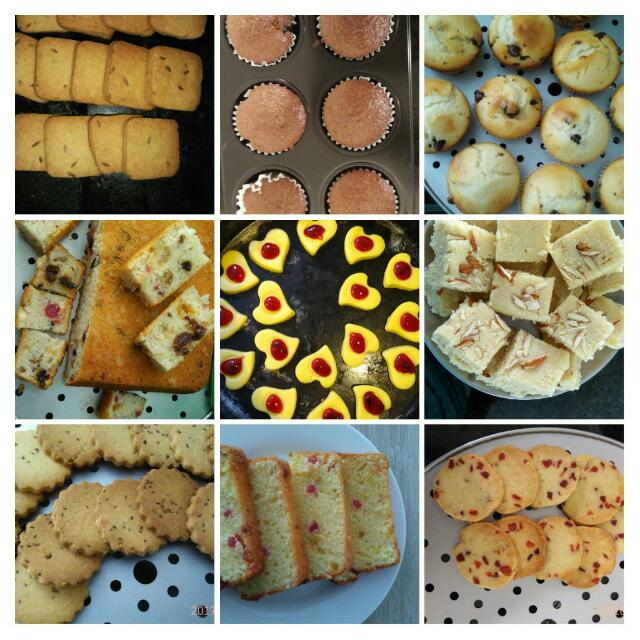 Homemade Eggless Muffins, Cookies, Fruit Cake, Indian Sweets, Bakery Style Biscuits etc..if Interested To Buy Please Msg Me