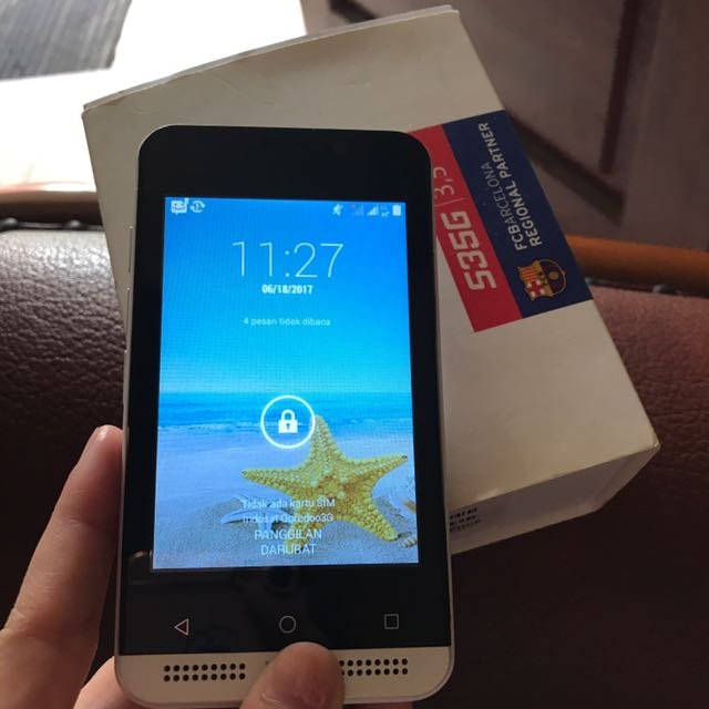 Hp Advan Android S35G Mobile Phones Tablets On Carousell
