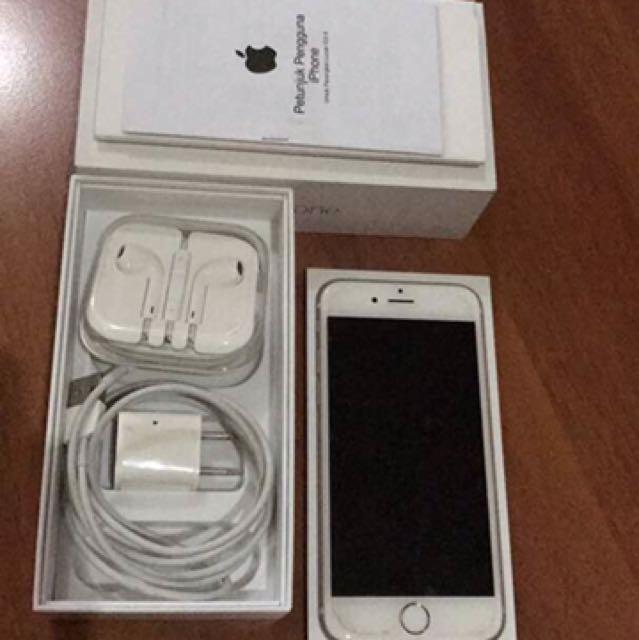 Iphone 6 16GB [NEGO]