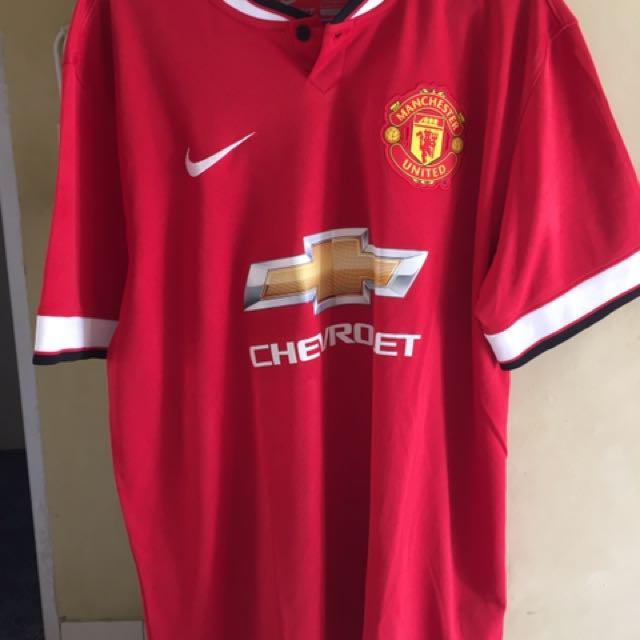 Jersey Machester United Original