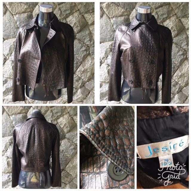 Jesiré Leather Jacket
