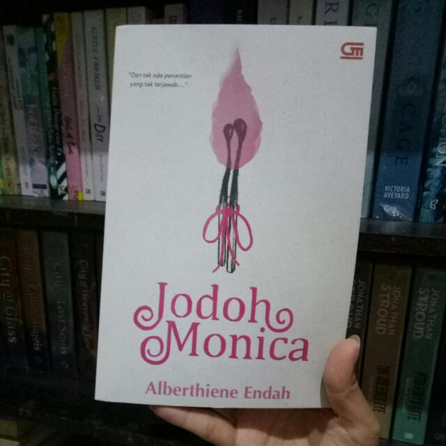 Jodoh Monica By Alberthiene Endah