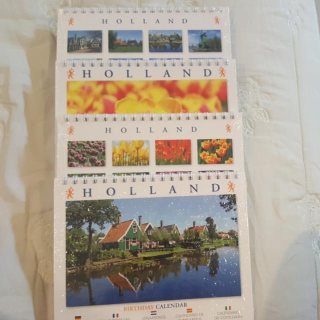 Kalender 2017 Dari Belanda
