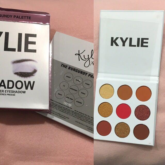 Kylie Eyeshadow Pallets