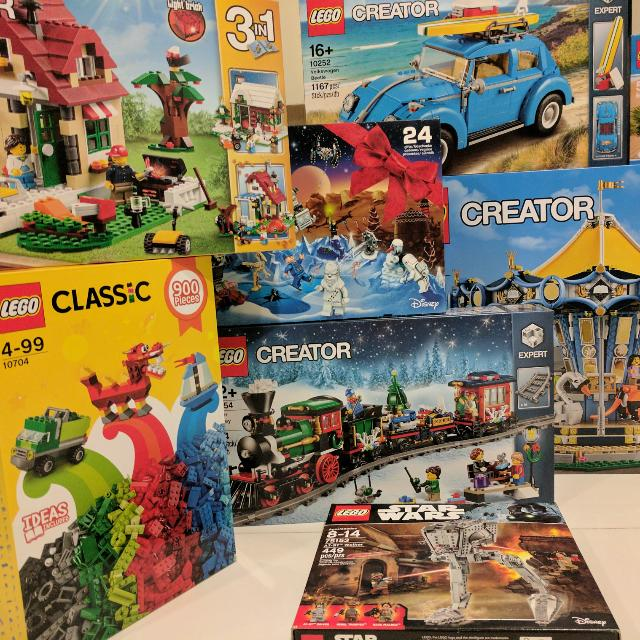 Lego Clearance - Carouselland, Toys & Games, Bricks & Figurines on ...