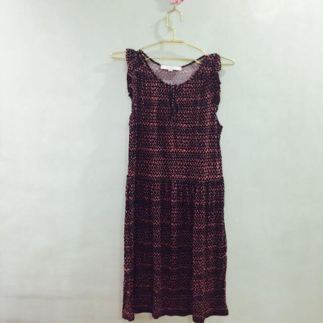 LOFT Aztec Dress
