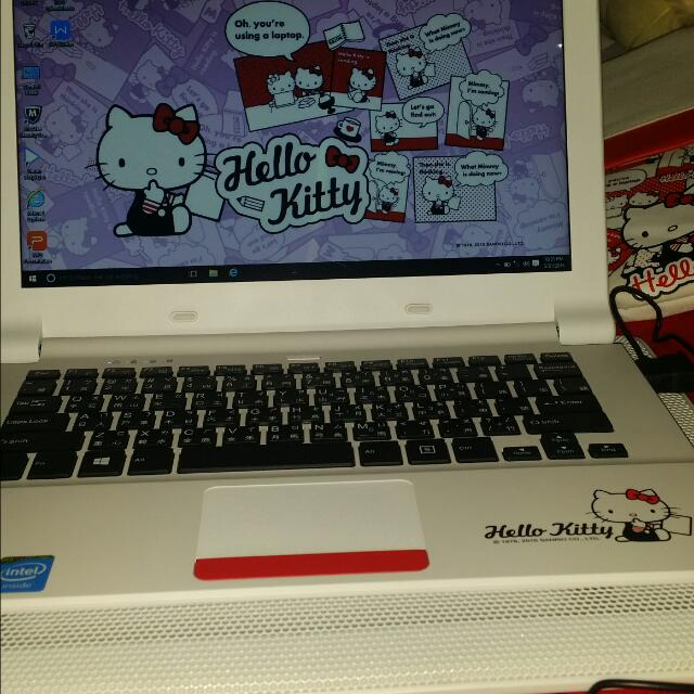 Logah Desktop Hello Kitty Edition