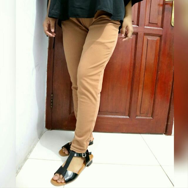 Long Pants / Celana Bahan Panjang