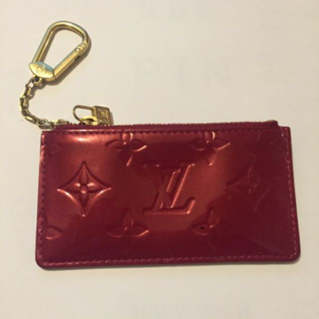Louis Vuitton Keycoin Purse