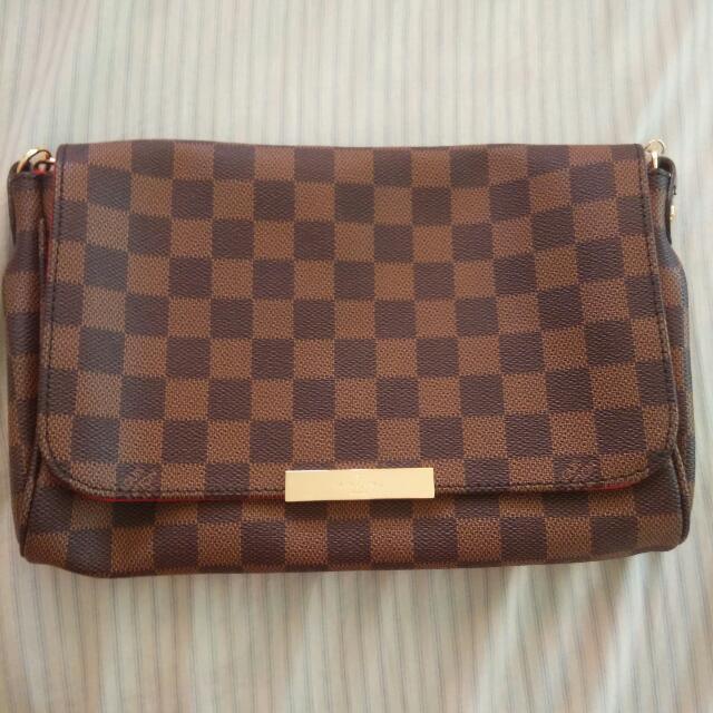 Louis Vuitton Pouch Bag