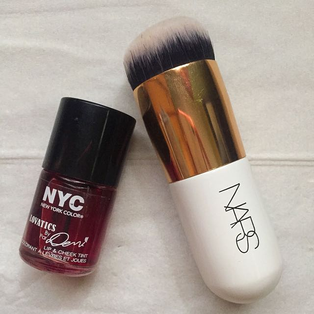 Lpitint NYC & Brush NARS