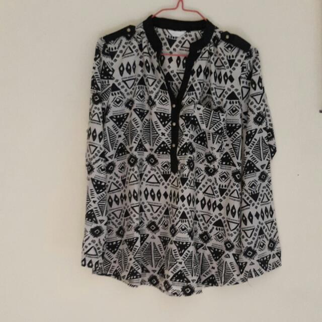 [REPRICE] Baju Tribal