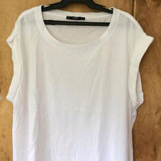 MANGO MUSCLE CUT TEE