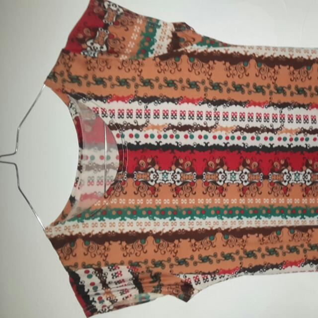 Manset Baju / Kaos