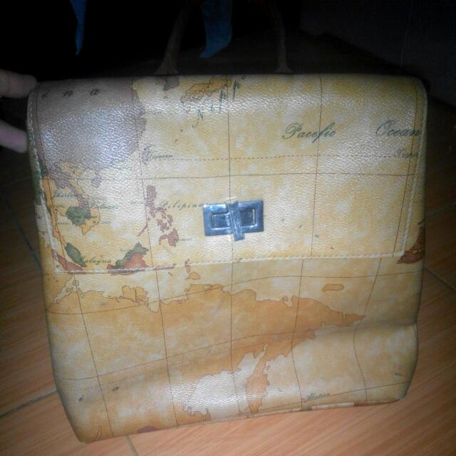 Maps Backpack