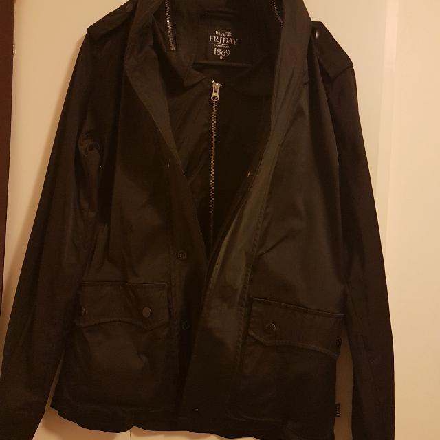 Men's Jacket BLACK FRIDAY