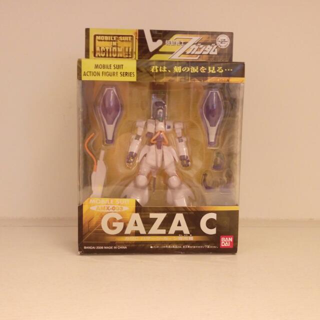 MIA ZZ鋼彈系列,GAZA C