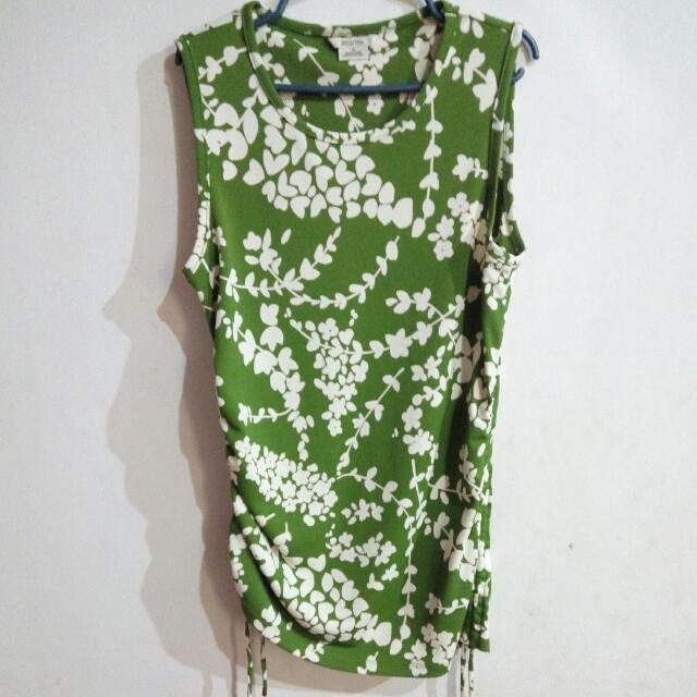 Michael Kors Floral Top