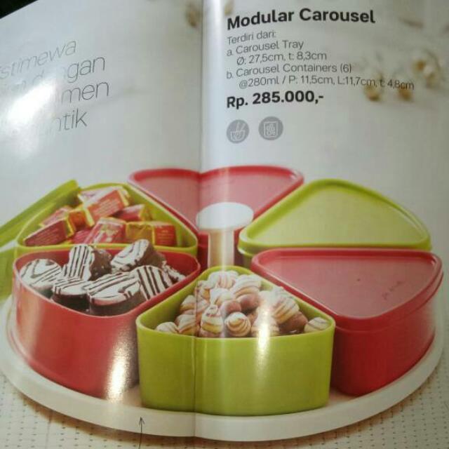 Modular Carouseal