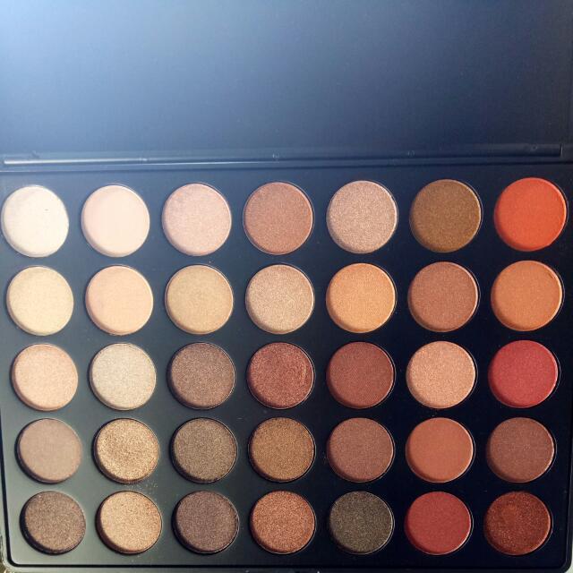 Morphe 35o Shimmer Palette
