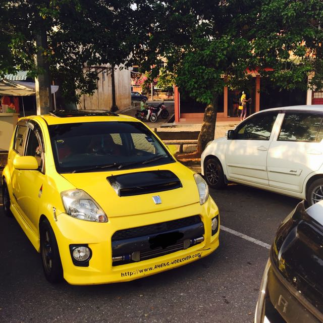 Turbo Kit Daihatsu: Myvi Passo Pictures To Pin On Pinterest