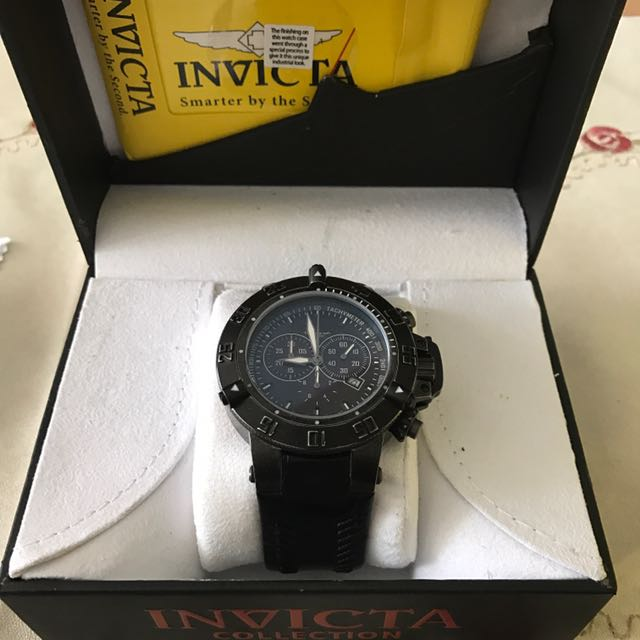 35bfb2bac New Invicta Subaqua Noma 3 Swiss Made Quartz MOP Watch, Men's ...