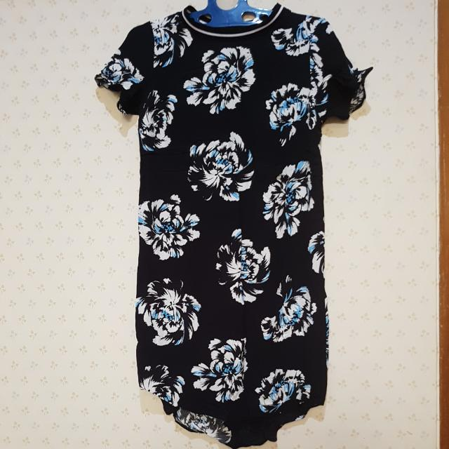 New Look Sporty Floral Dress