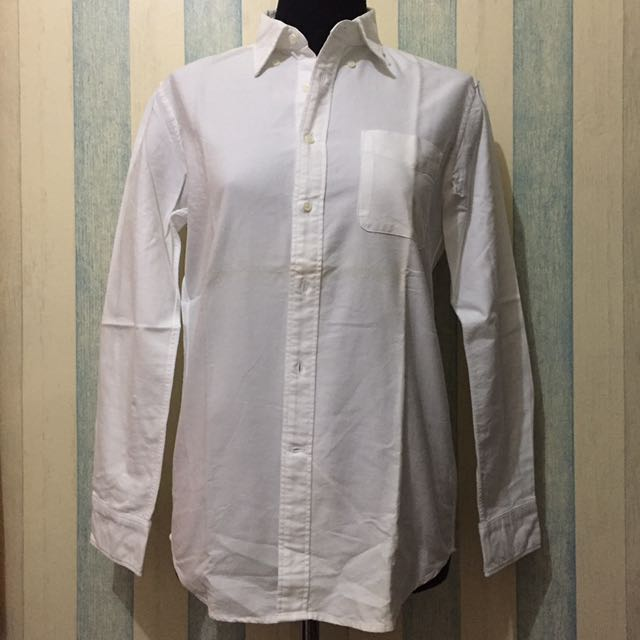 [NEW] Uniqlo: Oxford Slim Fit Suit S
