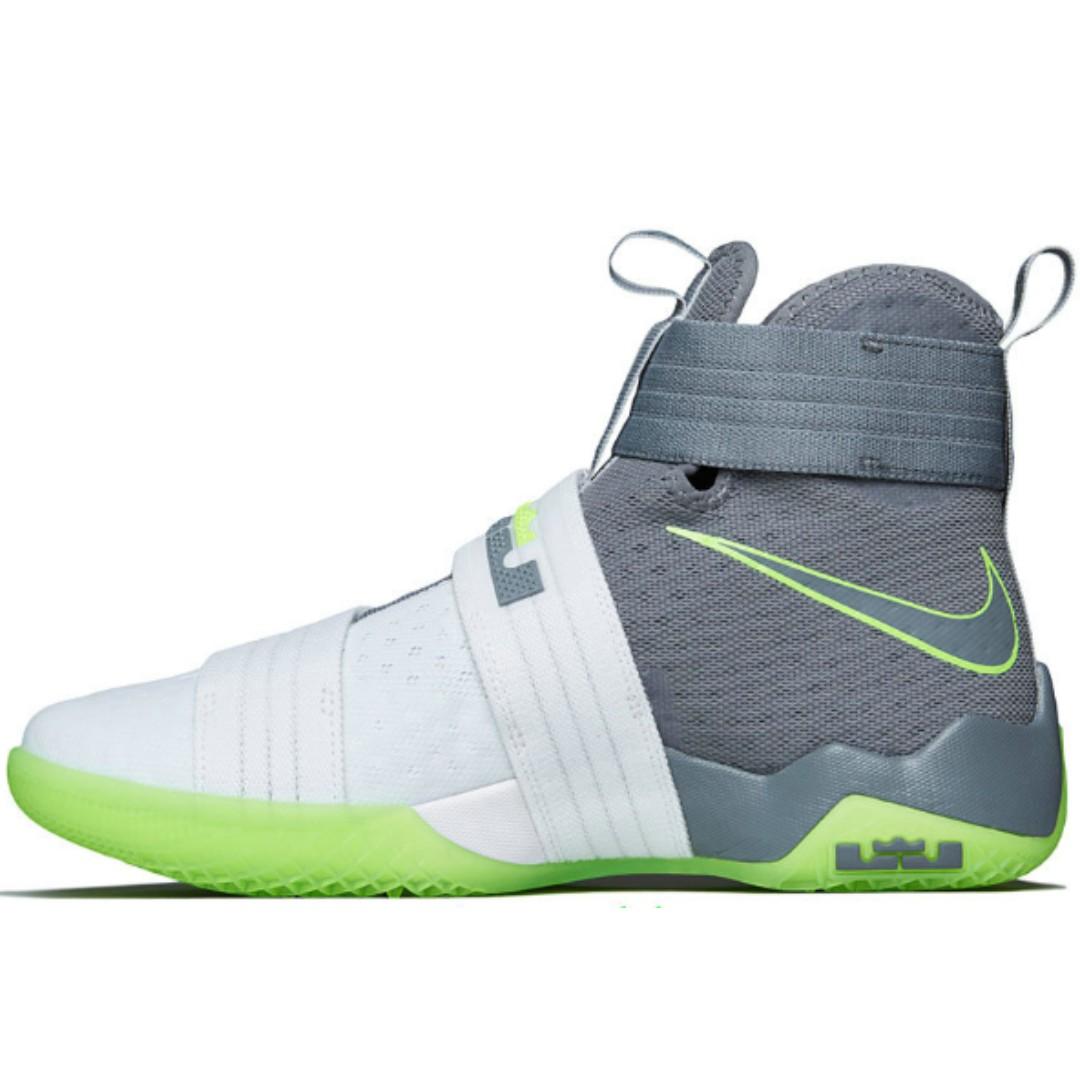 e40cfbea04a9 Nike Men´s Lebron Soldier 10 Dunkman Shoes 844378-103
