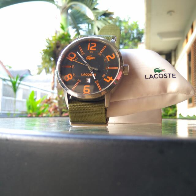 Ori & Authentic Lacoste Watch