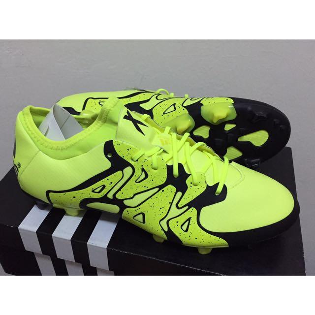 separation shoes 39f18 4e597 [ORI] Adidas X15.1 FG