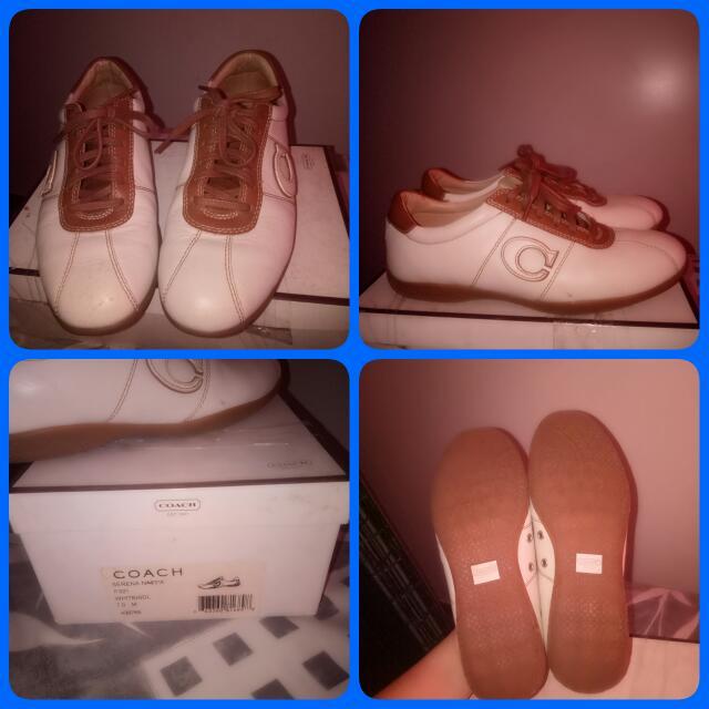 SALE! Original Coach shoes
