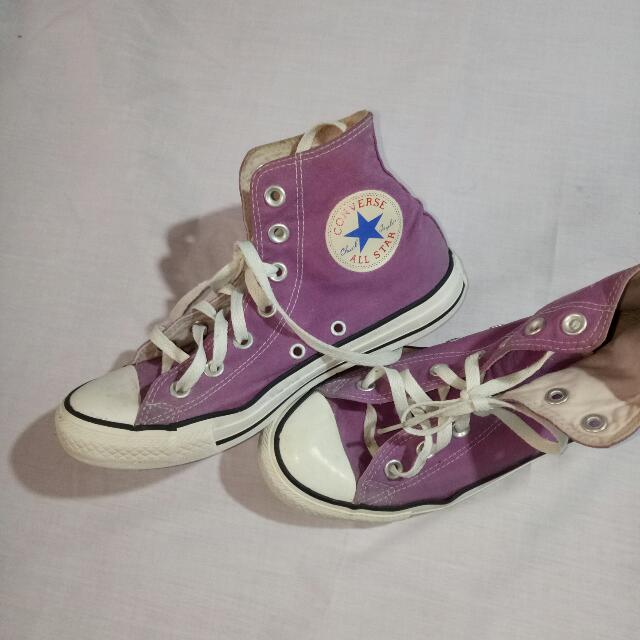 Original Converse High-cut Sneakers