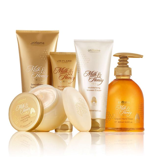 PAKET Milk & Honey Body Care
