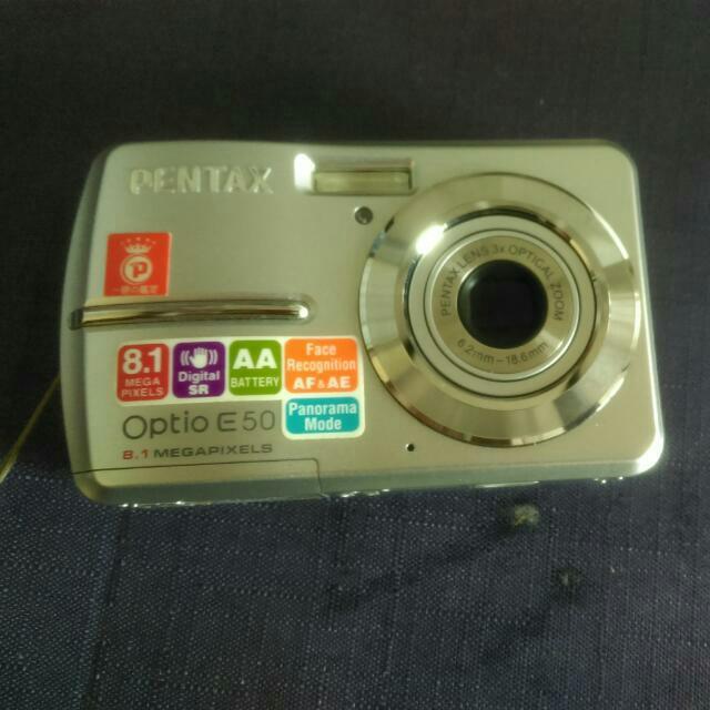 #出清#9成新PENTAX數位相機