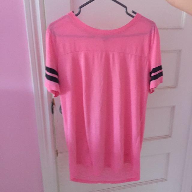 PINK shirt