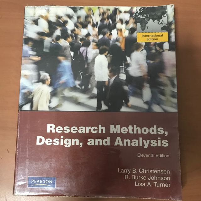 PL2131 Research Methods, Design, and Analysis