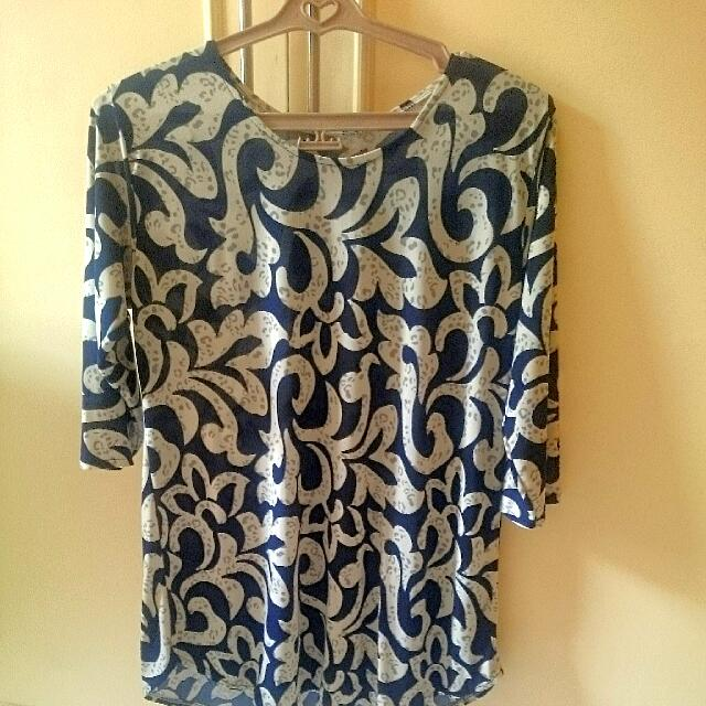 Plus Size: Casual Top