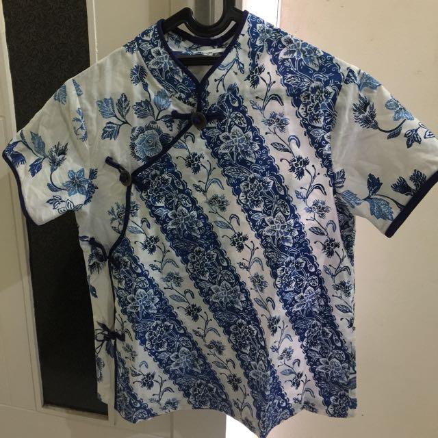 Preloved Batik Tulis