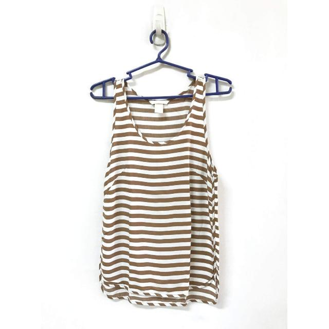 (Pre-loved) Cotton On Stripes Sleeveless
